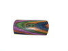 "Symfonie Holz Knopf ""Curved Tile"", 36mm"