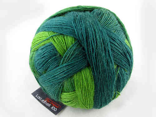 "Schoppel ""Lace Ball 100"", Evergreen, Fb. 2168"