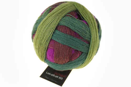 "Schoppel ""Lace Ball 100"", Teezeremonie, Fb. 2249"