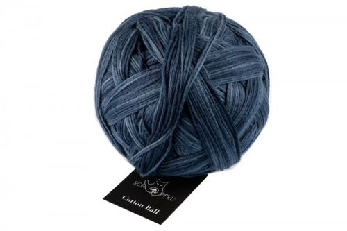 "Schoppel ""Cotton Ball""  - Armeeblau Fb. 2274"