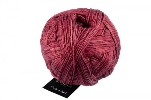 "Schoppel ""Cotton Ball""  - Bordeaux Fb. 2273"