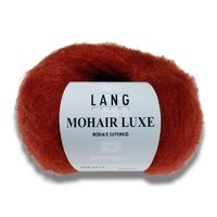 "Lang Yarns ""Mohair Luxe"""