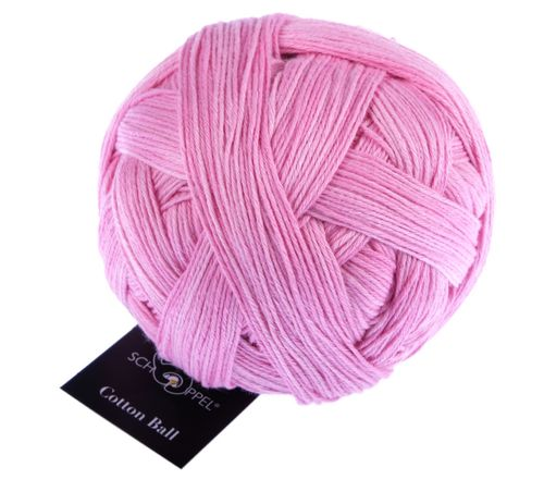 "Schoppel ""Cotton Ball""  - Himbeersorbet Fb. 2446"
